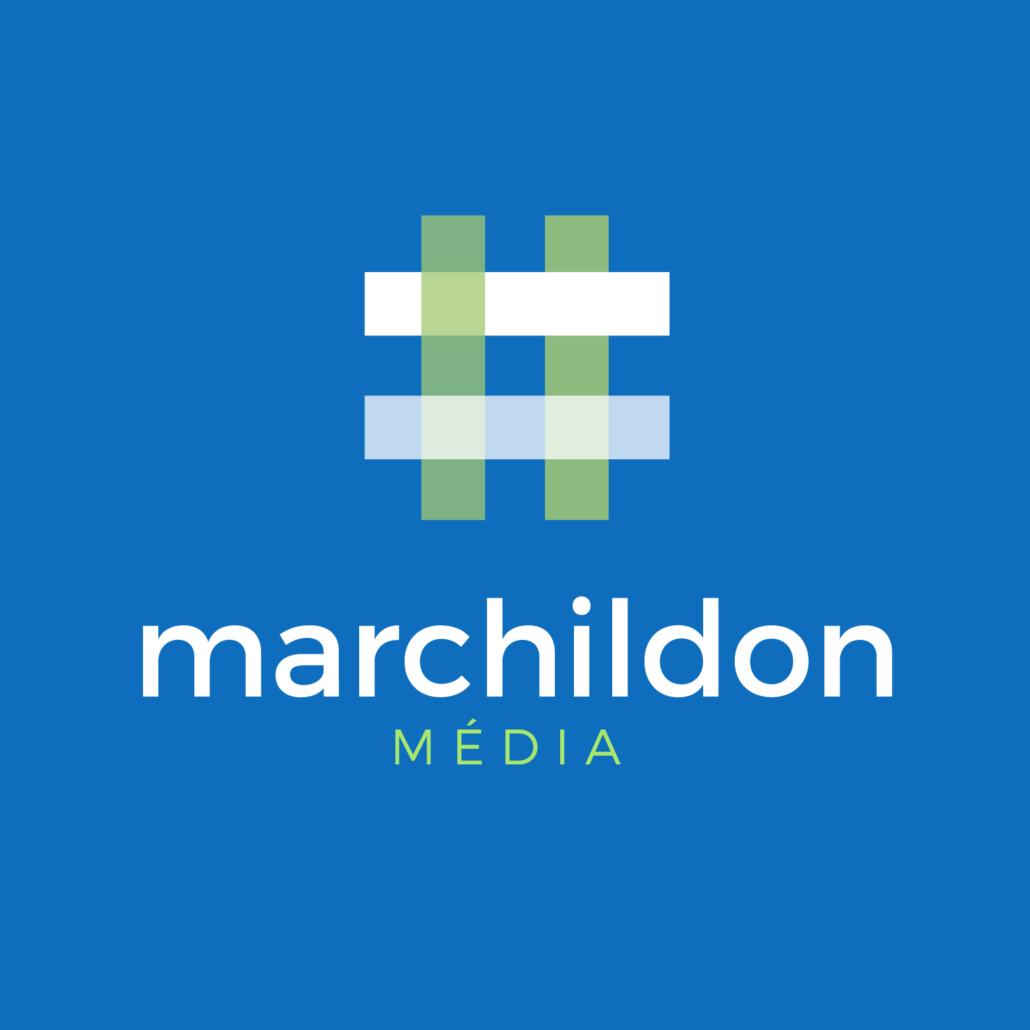 Logo Marchildon Media digital marketing agency