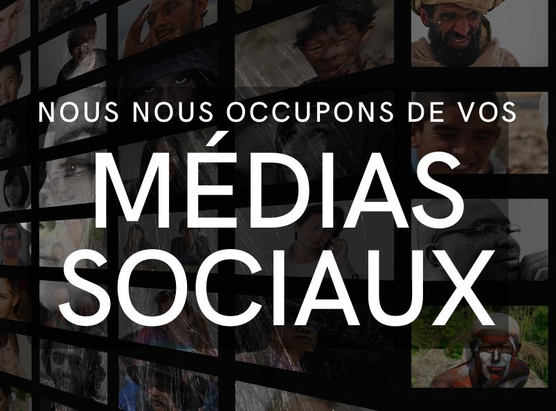 Services de médias sociaux